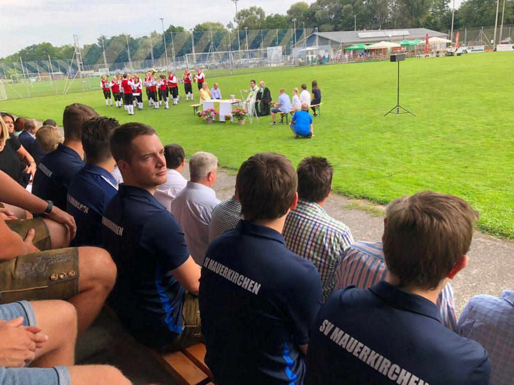 LITZ SV MAUERKIRCHEN STADTIONERÖFFNUNG