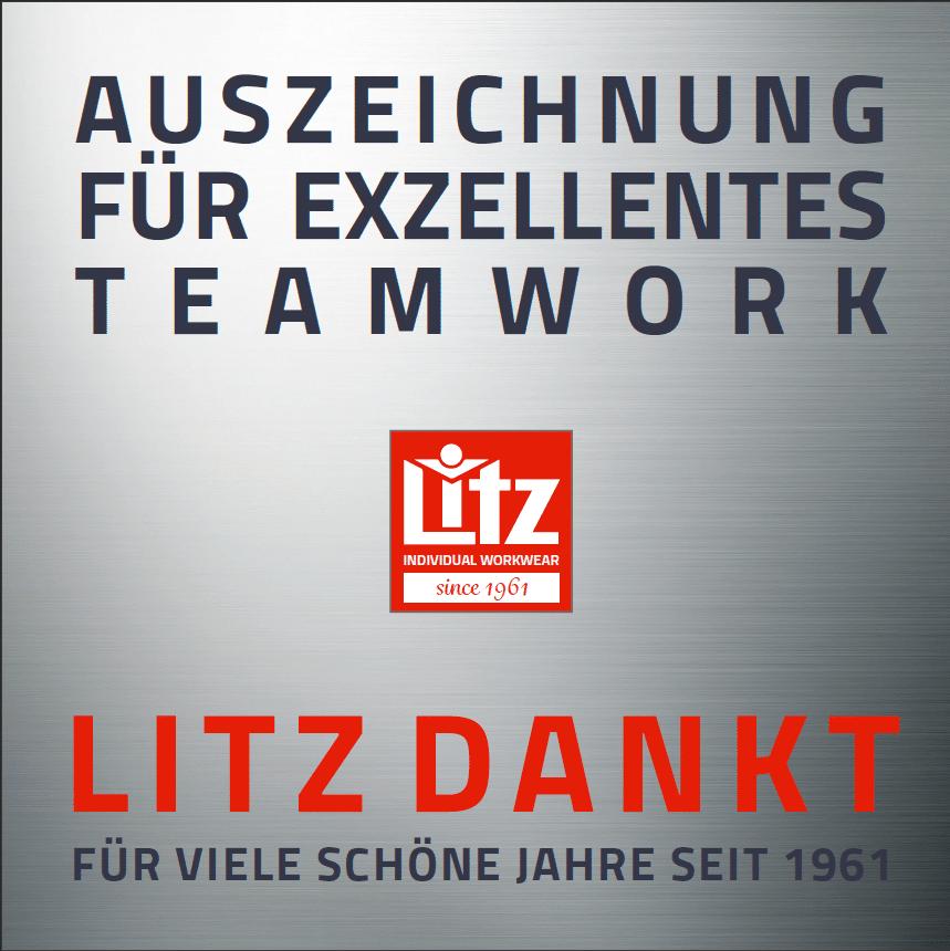 Litz Dankt - Buch